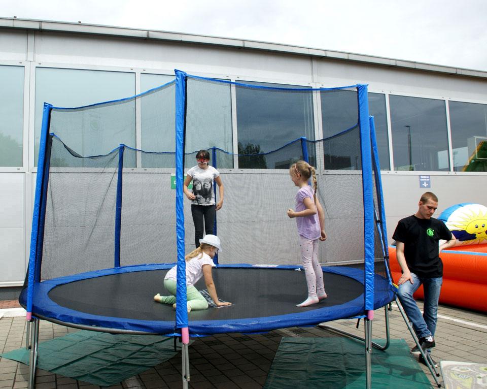 trampoliny wypozyczalnia sprzetu