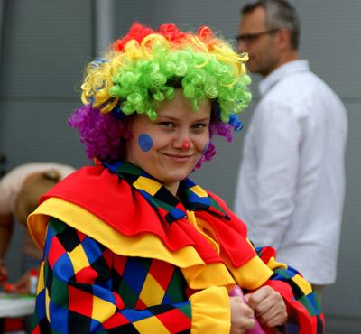 klaun atrakcje imprezy dla dzieci