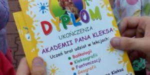 Akademia Pana Kleksa atrakcje imprezy dla dzieci