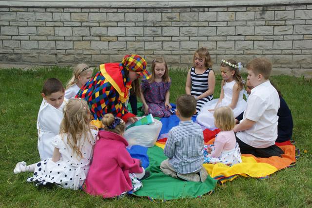 opieka podczas wesela komuni atrakcje imprezy dla rodzin grup