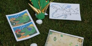 Poszukiwanie Smoczego Jaja atrakcje imprezy dla dzieci