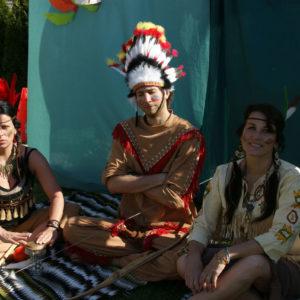 indianie i kowboje imprezy dla dzieci atrakcja iki studio 300x300