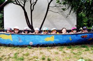 Dzień Żeglarski w przedszkolu 5