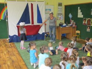 Dzień Żeglarski w przedszkolu 2